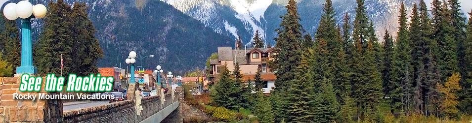 alberta cities towns communities in the canadian rockies