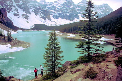 Moraine Lake, Banff National Park, AB