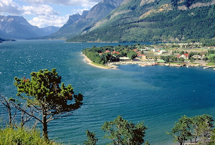 Waterton Townsite
